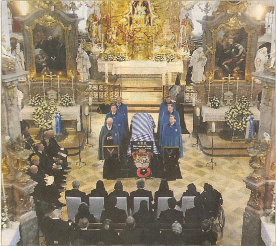 Familia Real de Baviera | Actualidad - Página 3 Zeitung1